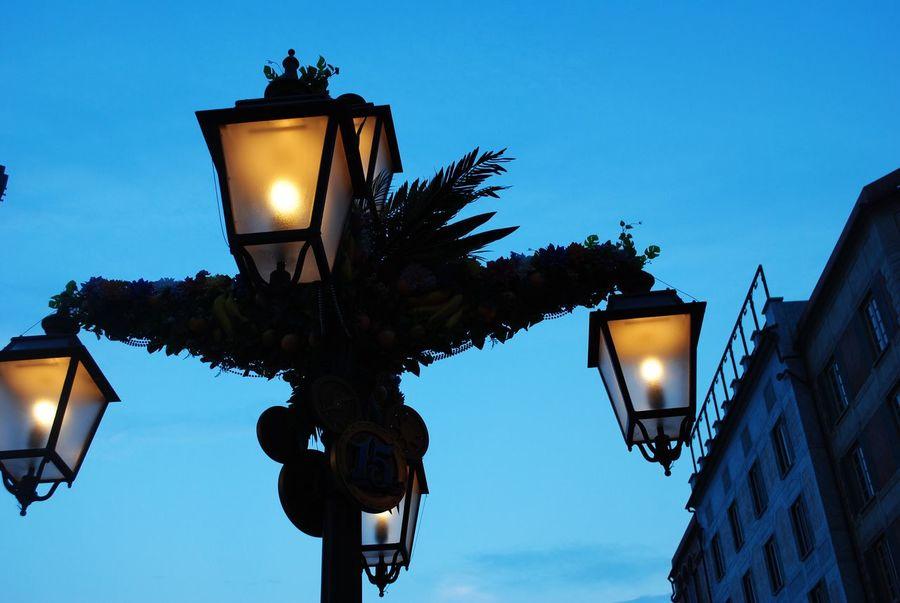 Japan Tokyo Tokyo Disney Sea Street Lamp Single-lens Reflex Camera Walt Disney First Eyeem Photo