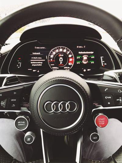 Racing Audi R8 Ingolstadt