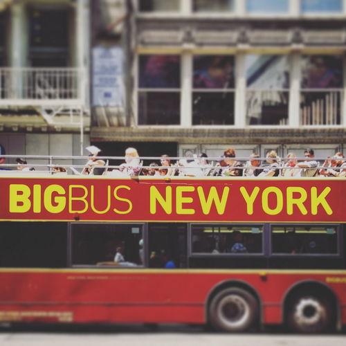 Nyc Bus Nyc Doubledecker Nyc Tourist Nyc Tourist Nyc Tourist Bus New York Street Photography New York NYC Street City Life Nyc Bigbus bi Big Bus New York Big Bus NYC Street Photography City Street USA New York City Life