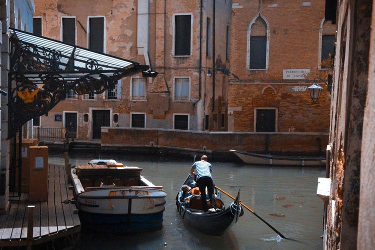 Gondola #italy