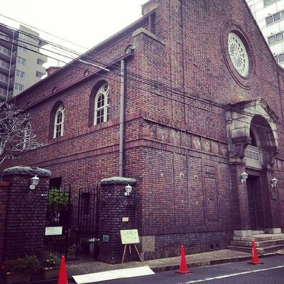Christian Church OSAKA I'm Buddhist.