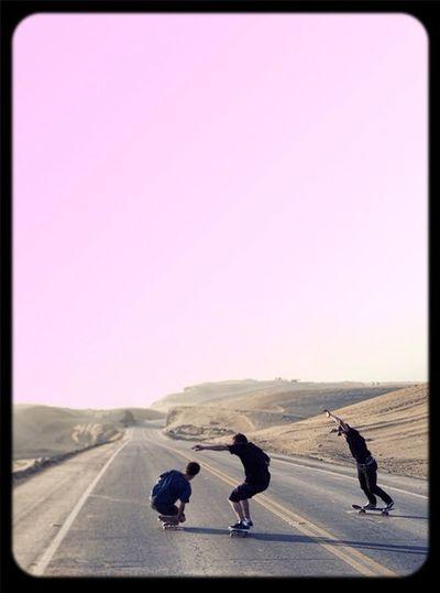 #skate #downhill