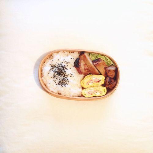Good Morning おはようございます♡ Foodphotography Food Styling Bento Lunch Box Freshness Enjoying Life