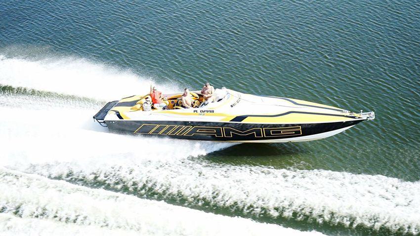 Boat IsMyLife AMG