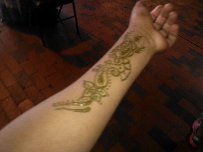 My Henna Tatoo