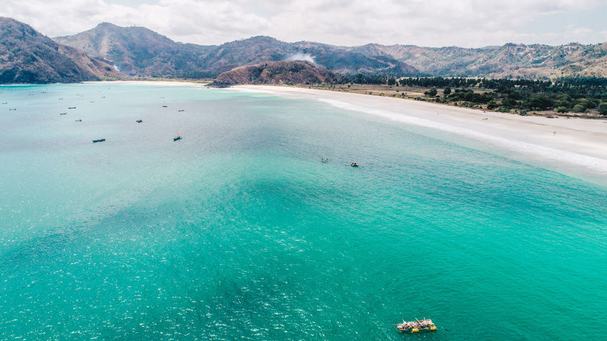 Beauty In Nature Day Dronephotography High Angle View Mountain Nature No People Outdoors Scenics Sea Sky Tranquil Scene Tranquility Travel Destinations Vacations Water