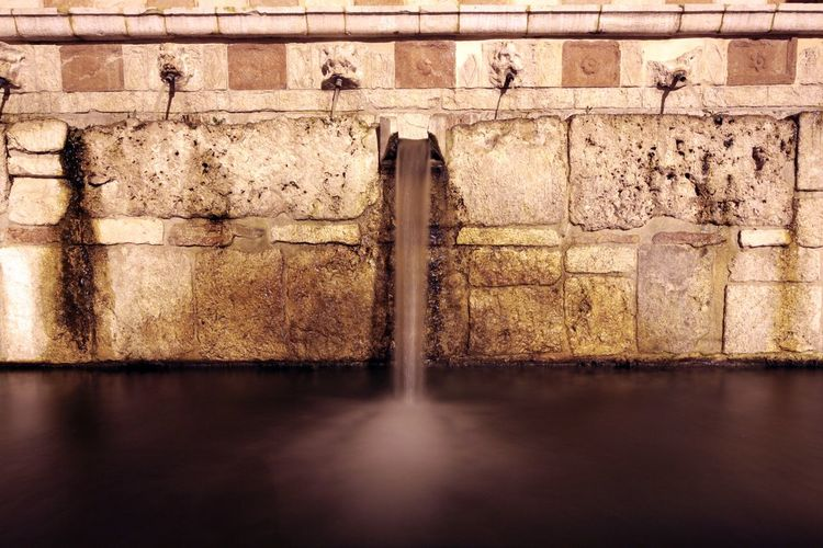 99 99fountains Architecture Cannelle Fountains Italy L'Aquila Laquila Water Tranquility