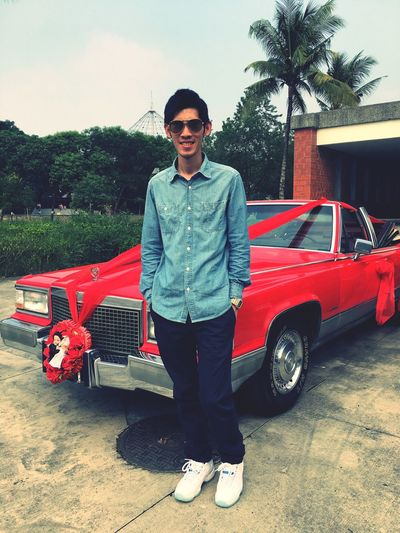 Jordan Relaxing Enjoying Life Taiwan EyeEm Pingtung Cadillac Jordan11 Air Jordan