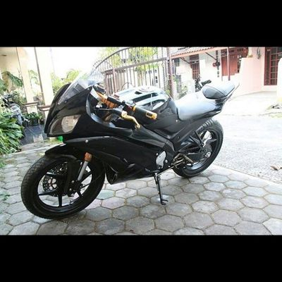 Dulu pernah jadi kayak gini R6  Motorcycle