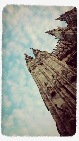 Duomo Di Milano Italy