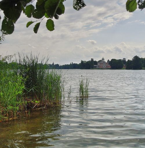 Potsdam Heiliger See Lake Lake View