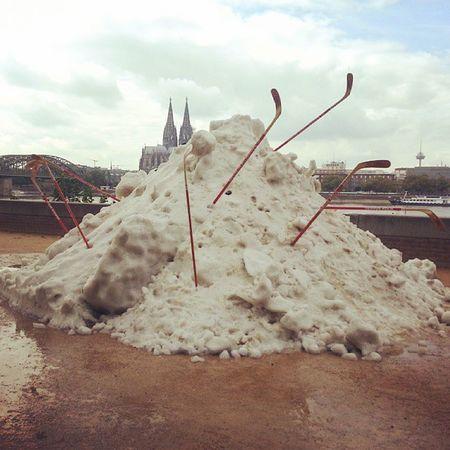 Wintereinbruch #koeln #cologne #schnee #snow #herbst #autumn Autumn Snow Cologne Herbst Schnee Koeln