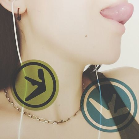 AphexTwinはわたしの神 Aphex Twin Music Musiclover Tongue Tongue Out MyGod Rubber Jonny Hommage Chris Cunningham Skin Mole