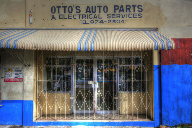 Auto Parts Ocho Rios Jamaica Ocho Rios Parish St. Ann Advertisement Gril Jamaica Shop Front