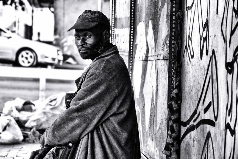 The Street Photographer - 2017 EyeEm Awards Real People South Africa Johannesburg Portrait Streetphotography