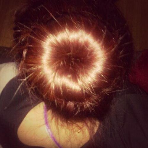 Donut Bun