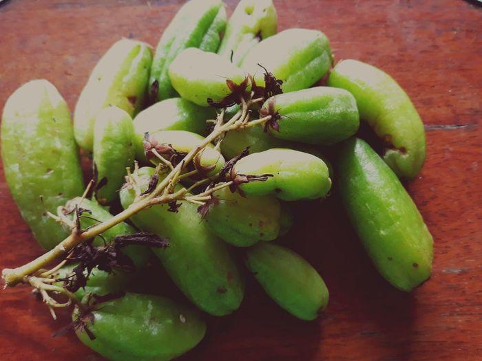 belimbing buluh Belimbing Buluh Malaysia Malaysian Food Vegetables Fruit Table Leaf Close-up Green Color