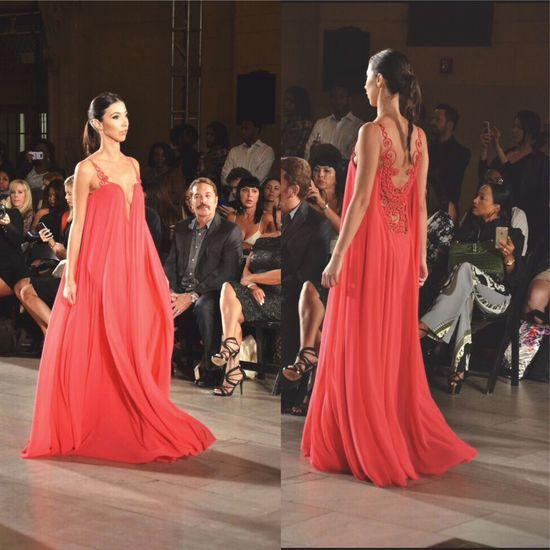 Cary Santiago New York Fashion Week SS16 Fashion Fashion Week