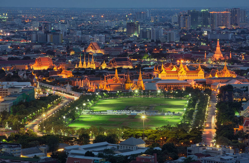 Rattanakosin Island, Bangkok, Thailand Architecture Bangkok Golden Grand Palace Historical Building Temple Of Dawn Temple Of Emerald Buddha Thailand Architecture Building Exterior Built Structure City Cityscape Day History Illuminated Nature No People Outdoors Palace Place Of Worship Religion Royalty Sky Spirituality Temple Travel Destinations
