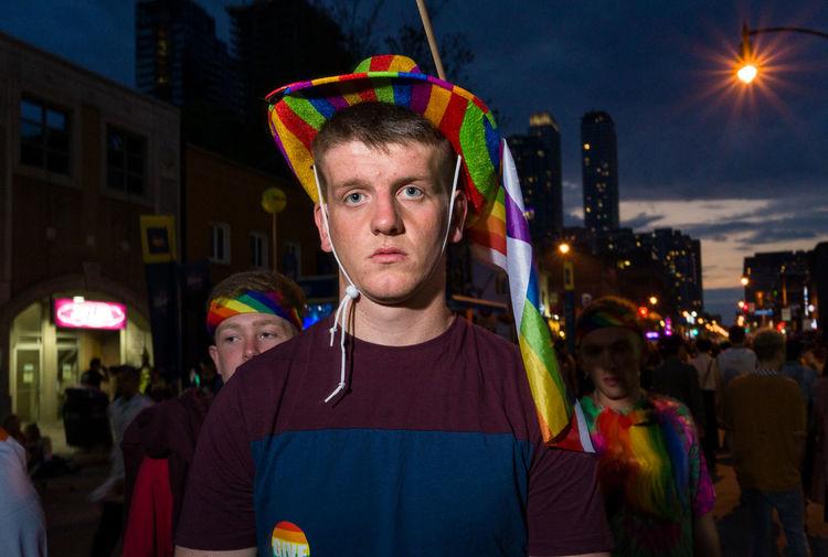 Toronto Pride, June 2018. A7iii Church Street Gay Pride SONY A7III Toronto Pride First Eyeem Photo Flash Street Pride 2018 Street Streetexploration Streetphotographer Streetphotography Streetphotography_bw
