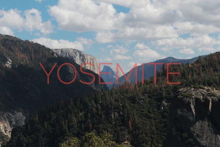 Travel Photography Yosemitenationalpark Route 66 Www.joshbaileyphotography.weebly.com America