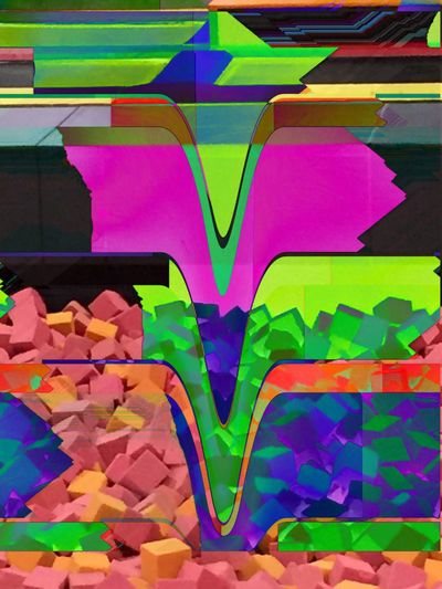 Cube Glitch Photographic Approximation Surrealism Tools Of Illusions Image Nation Exploring The Subconscient