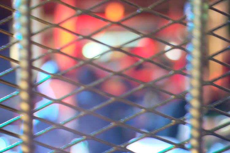 Fence Boundary Full Frame Barrier Security Backgrounds Safety Chainlink Fence Pattern Protection Metal Close-up No People Focus On Foreground Multi Colored Day Selective Focus Outdoors Design Shape