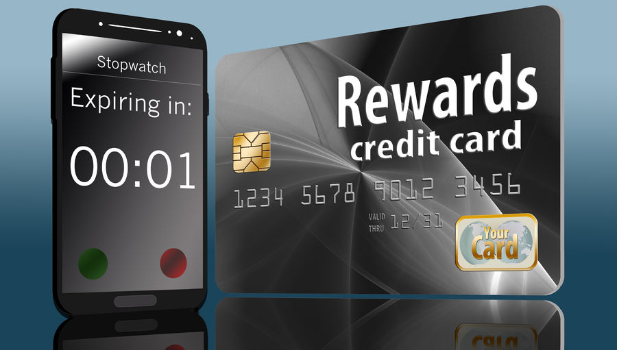 Some credit card rewards expire. Here is a stop watch on a cell phone next to a rewards card. Expired Film Rewards Card Credit Credit Card Expiring Rewards Rewards Card Run Out Of Time Stopwatch Timer