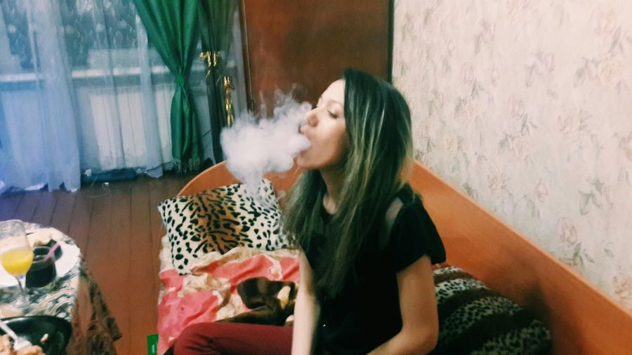 Smoke Merry Christmas!