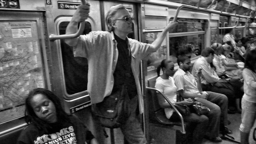 Taking Photos Blackandwhite Photography NYC Subway Contemporary Streetphotography Subwayphotography Monochromeart Light And Shadow Narratives Storytelling Street Photography Snapseed Photooftheday