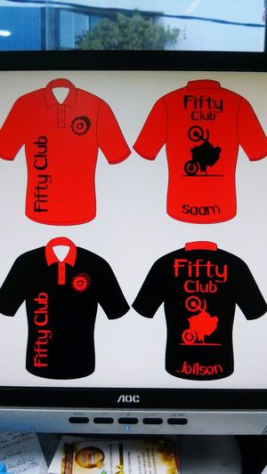Tshirt Layout Project Equip 50cc Saamdesign