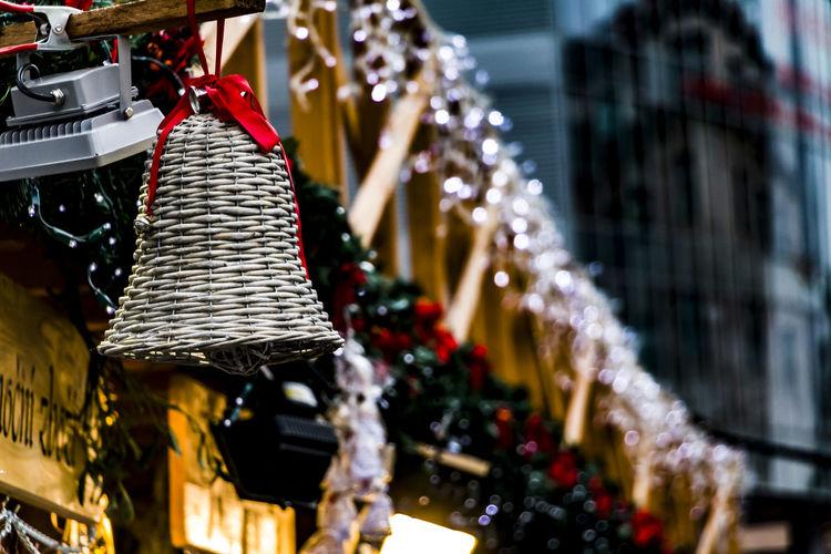 Christmas Christmas Decoration Christmas Market Hanging