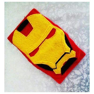 Untuk en.kesayangan hamba. Feltproject FeltCraft Ironman Malaysiancrafter HandphoneCase