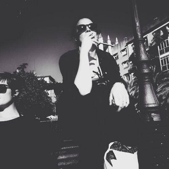 Smoking Blackandwhite Streetphotography Oggl