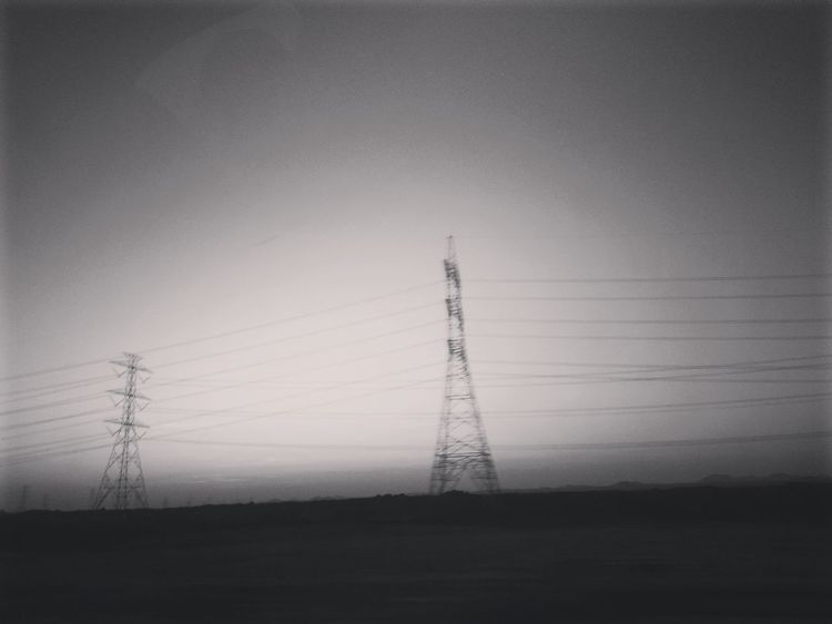 Telephone Line Outdoors Cable Electricity Pylon Electricity  Power Line  Sunset Summer Sunlight Streetphotography Nature Travel My Camera Photographer Black And White Car Road Art Cityscape First Eyeem Photo Low Angle View