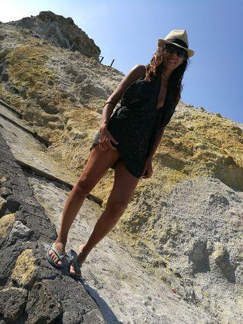 Vulcano Isole Eolie Holiday Memories Zolfo