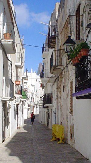 Street Architecture Travel Destinations Elvissa