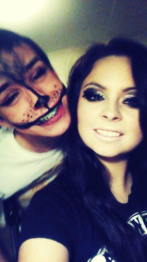 Bradly and I! :)