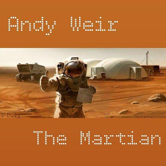 Andyweir Themartian done! недурственно. я не знаток космической фантастики, может, книга слаба относительно классических авторов, но мне от и до понравилась. события проносятся лихо. Марсианин ЭндиВейр