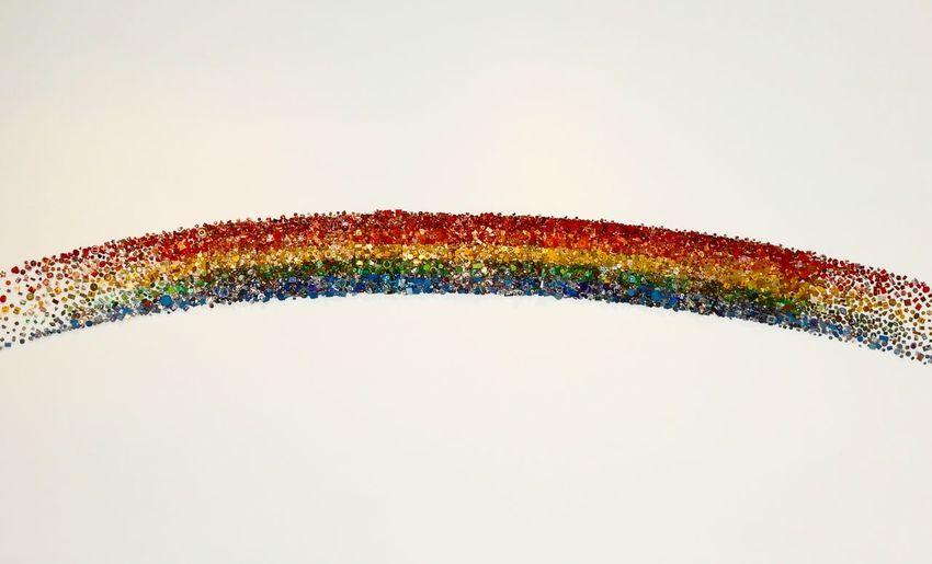 🌈 Art Piece Rainbow Multi Colored No People