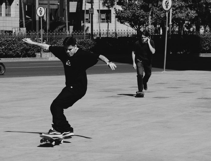 BnW series Streetphotography Street First Eyeem Photo EyeEm Best Shots EyeEmNewHere EyeEm Gallery Eyem Best Shots Blackandwhite EyeEm Selects Black & White Black And White Urban Portrait Ice Rink Sport Ice-skating Athlete Skill  Motion Activity Healthy Lifestyle Arts Culture And Entertainment Skating Roller Skate Skateboard Park Skateboard The Street Photographer - 2018 EyeEm Awards