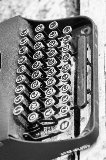 Steampunk Typewriter Antique