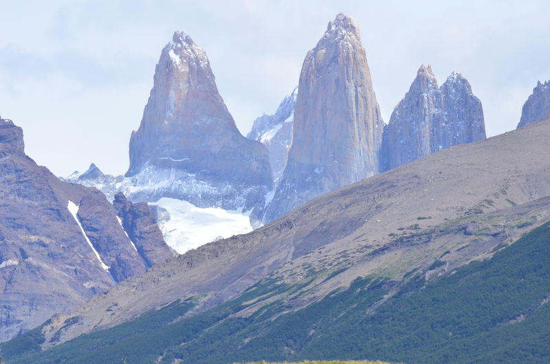 Torres del Paine National Park Torres Del Paine National Park Torres Del Paine Mountains, Parque Nacional Torres Del Paine Chile♥ Magallanes Region Waterfalls And Calming Views  Nature Flora And Fauna