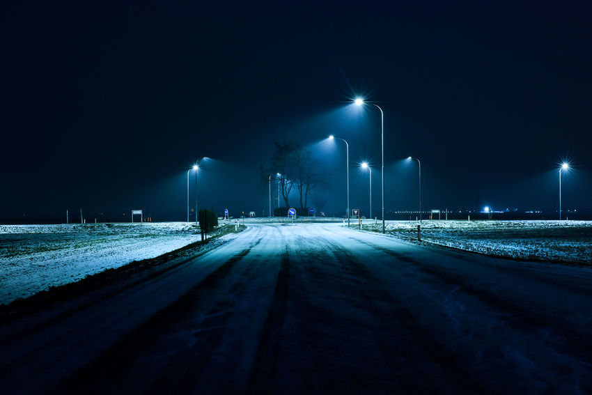 Abondoned Places Atmospheric Mood Austria Night Night Lights Night Photography Nightphotography Silence Snow Snowing