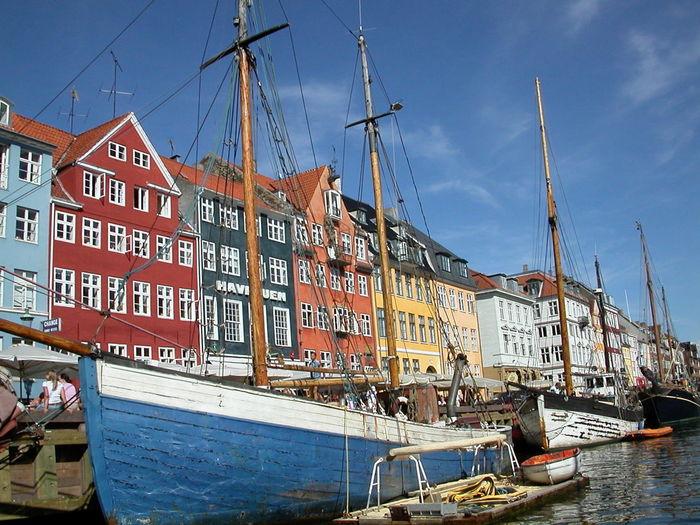 Colours Denmark Green LEGO The Architect - 2018 EyeEm Awards Boat House Orange Color Yellow