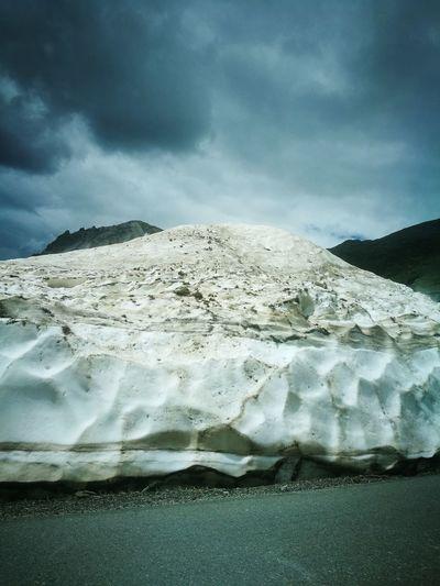 Water Glacier