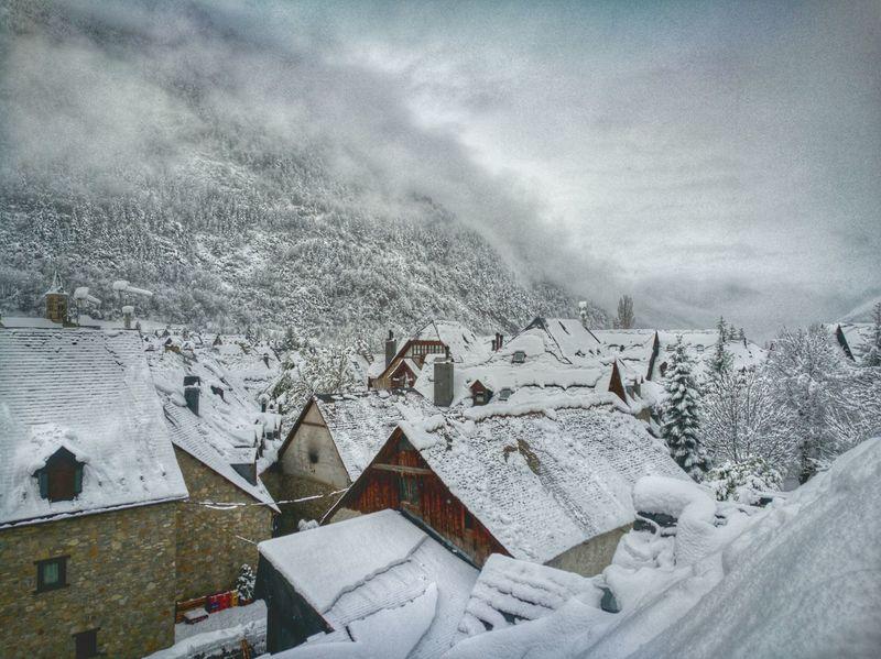 Snow Cold Temperature Spring Time 🌻