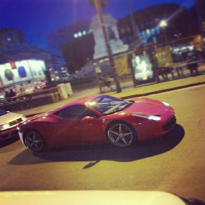 Ferrari Ricchidimerda Fanculo