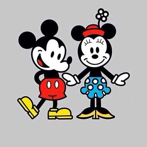 Mickeymouse Minnimouse 😁