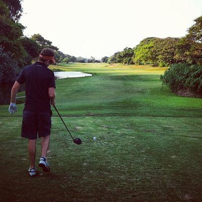 So where did it go? Golf Durban Instasport